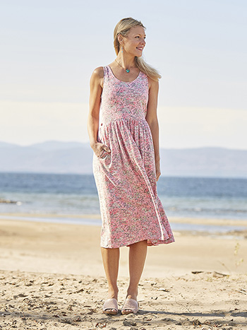 Mysteria Jersey Dress