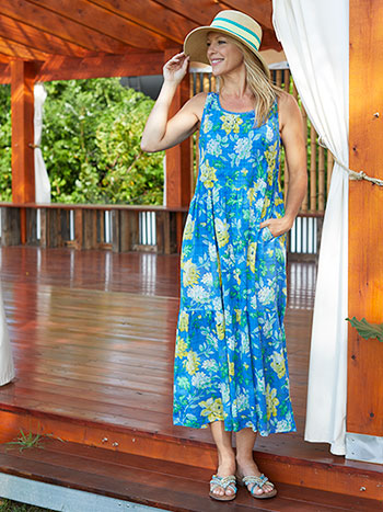 Riviera Long Dress