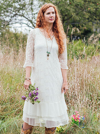Somerset Lace Dress
