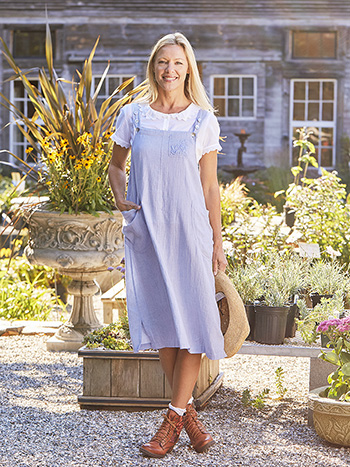 Newport Pinafore Dress