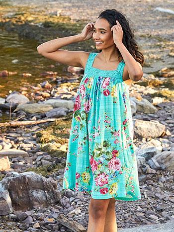 Getaway Short Dress