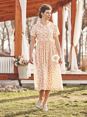 Sarah's Rose Dress