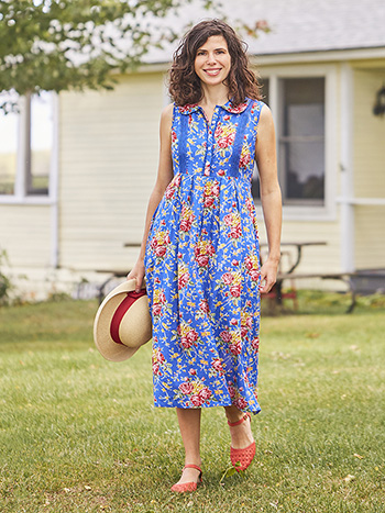 Viola Rose Porch Dress