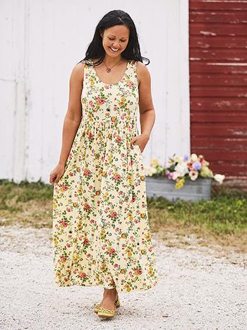 Annalouise Jersey Dress