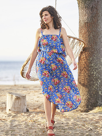Viola Rose Sundress
