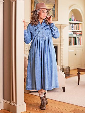 Jackie Denim Dress