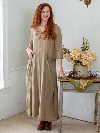 Posie Prairie Dress