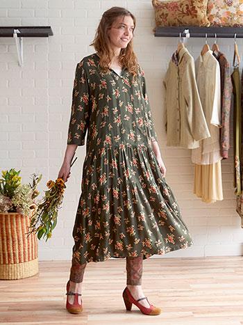 Shyrose Dress