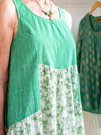 Farmgirl Patchwork Dress
