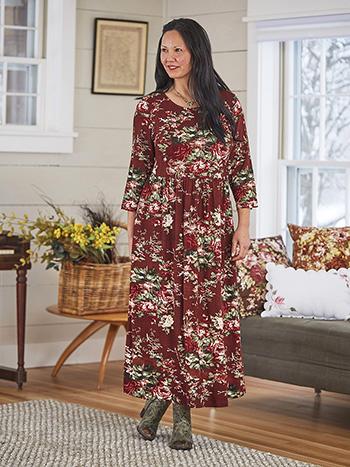 Carolina Jersey Dress