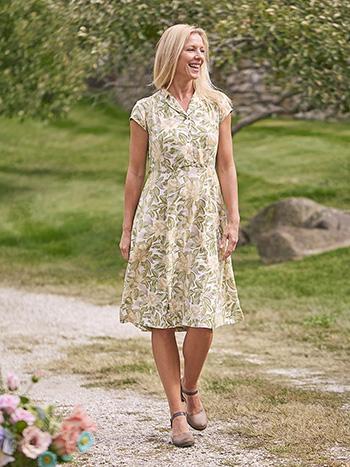 Magnolia Porch Dress