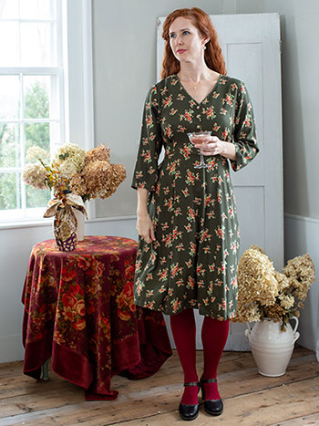 Shyrose Tea Dress