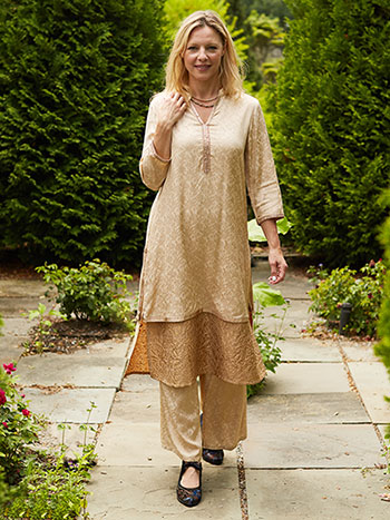 Moon Palace Long Tunic