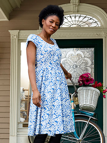 Margaux Porch Dress