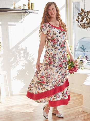 8cc03762c April Cornell Clothing: April Cornell Dress, Feminine Womens ...