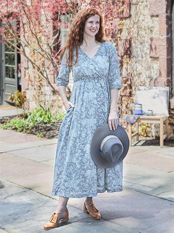 Felicity Long Dress