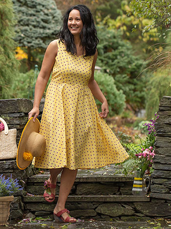 Honey Flower Dress
