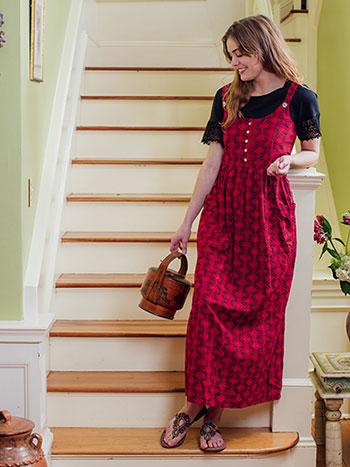 Morocco Dress