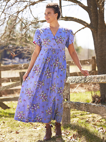 Bellevue Cottage Dress