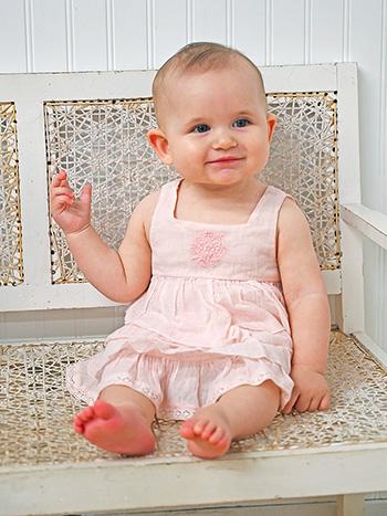 Fairy Baby Dress