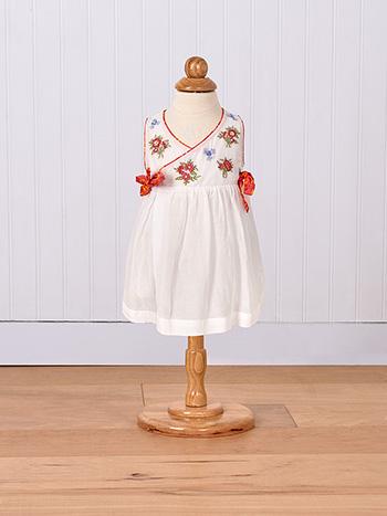 Picnic Baby Dress