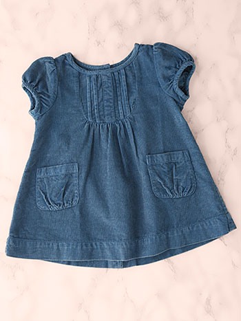 Playtime Corduroy Baby Dress