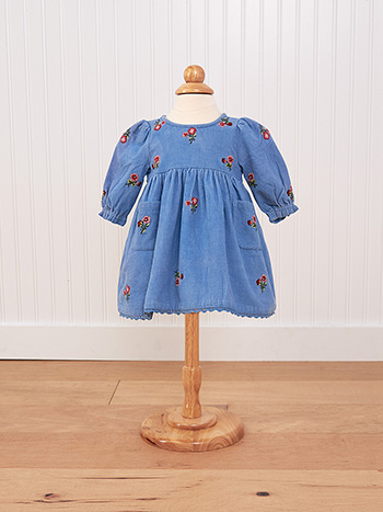 Fiona Baby Dress