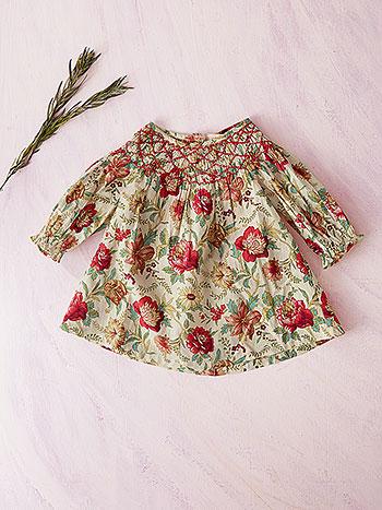 Virginia Baby Dress
