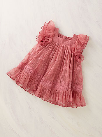 Fairy Friend Baby Dress