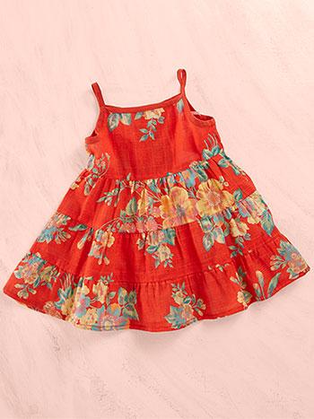 Tropics Baby Dress