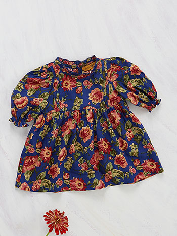Sweet Flower Baby Dress