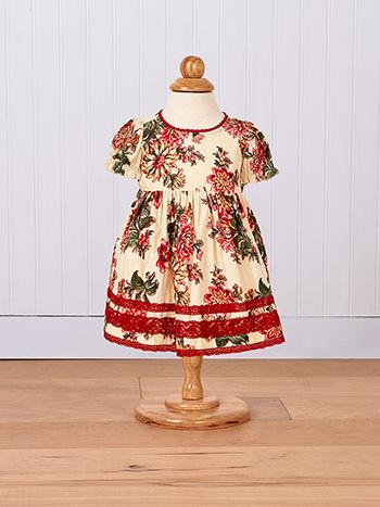 Dahlia Baby Dress
