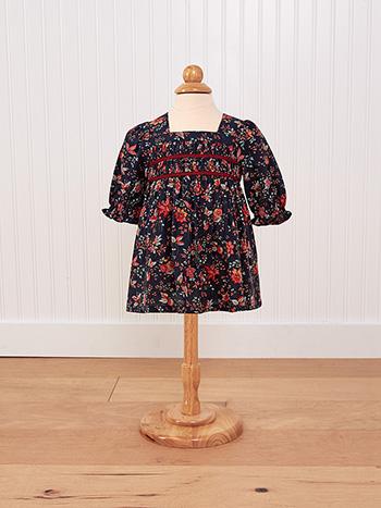 Dusk Bloom Baby Dress