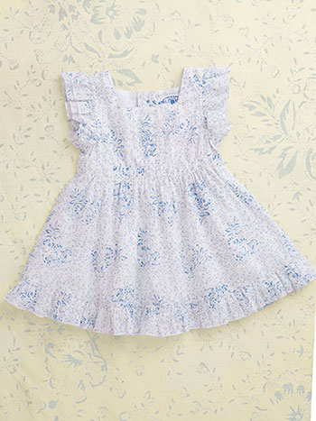 Poetry Baby Dress