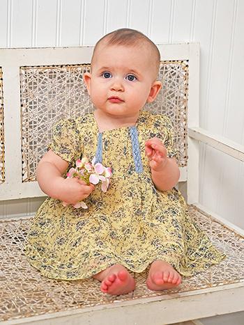 Devon Baby Dress