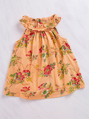 Wild Rose Baby Dress