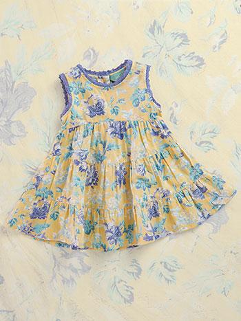 Greta's Garden Baby Dress