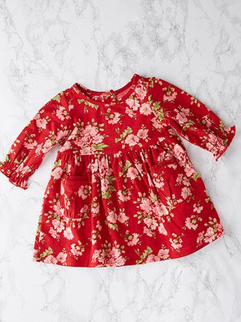 Carnation Jersey Baby Dress