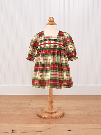 Chalet Baby Dress