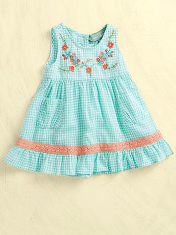 Katie's Meadow Baby Dress