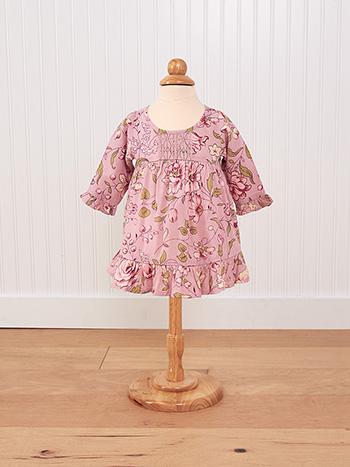 Sunday Rose Baby Dress