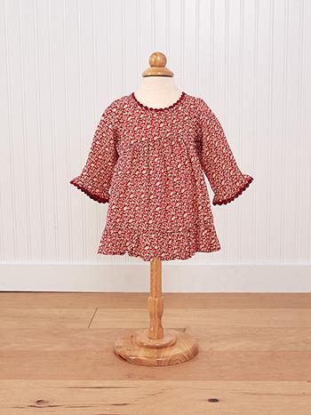 Winterberry Baby Dress
