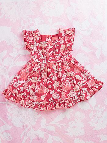 Flora Baby Dress