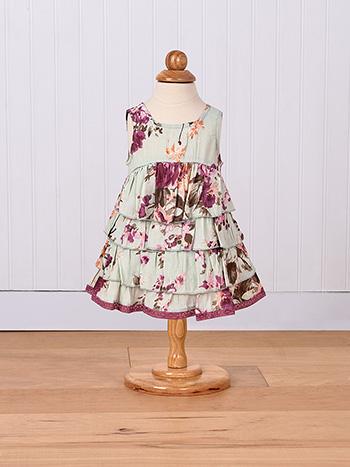 Carolina Baby Dress