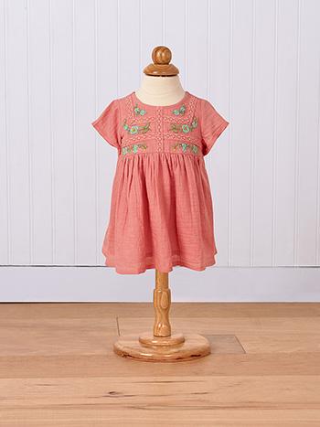 Rosa Baby Dress