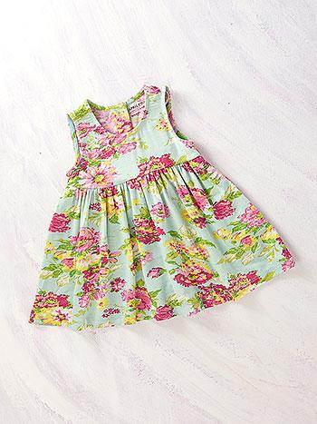 Jordan Jersey Baby Dress