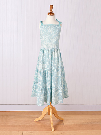 Aquamarine Young Lady Dress