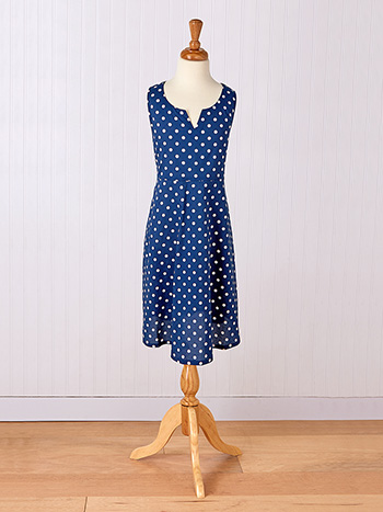 Betty Dots Young Lady Dress