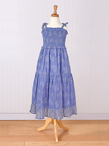 Poetry Young Lady Dress