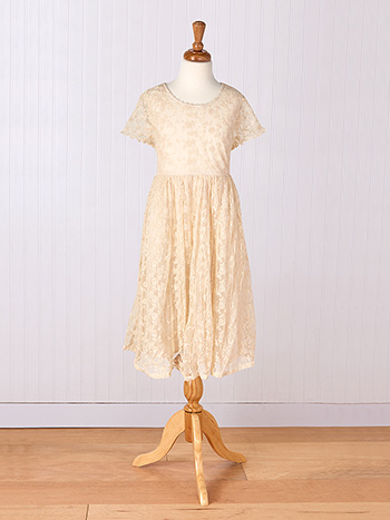 Midsummer Young Lady Dress